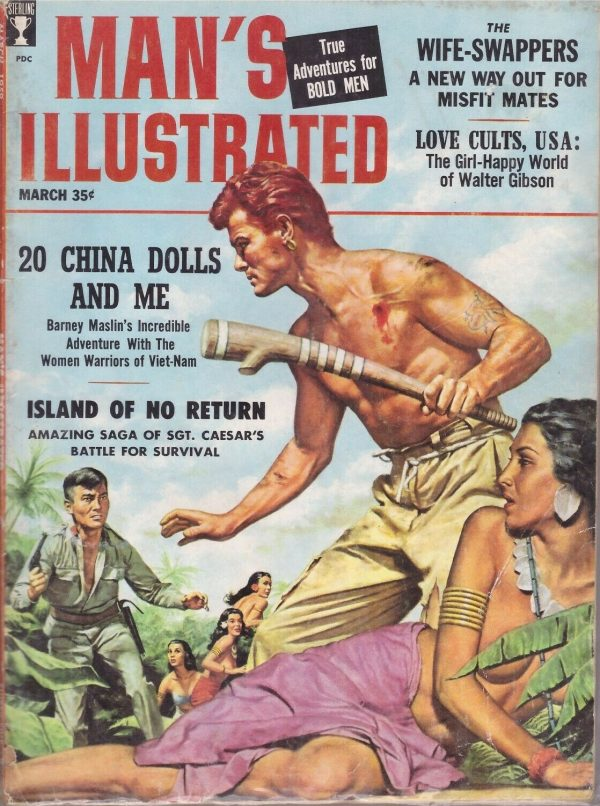 Man's Illustrated March 1959