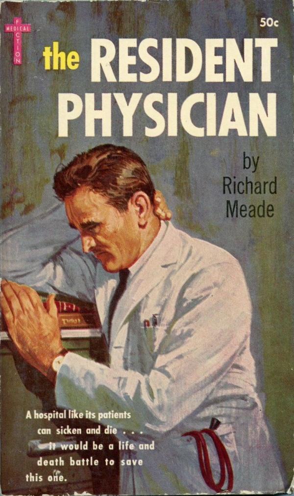 Medical Fiction 203 1963