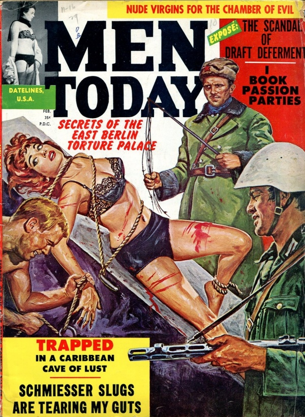 Men Today February 1962