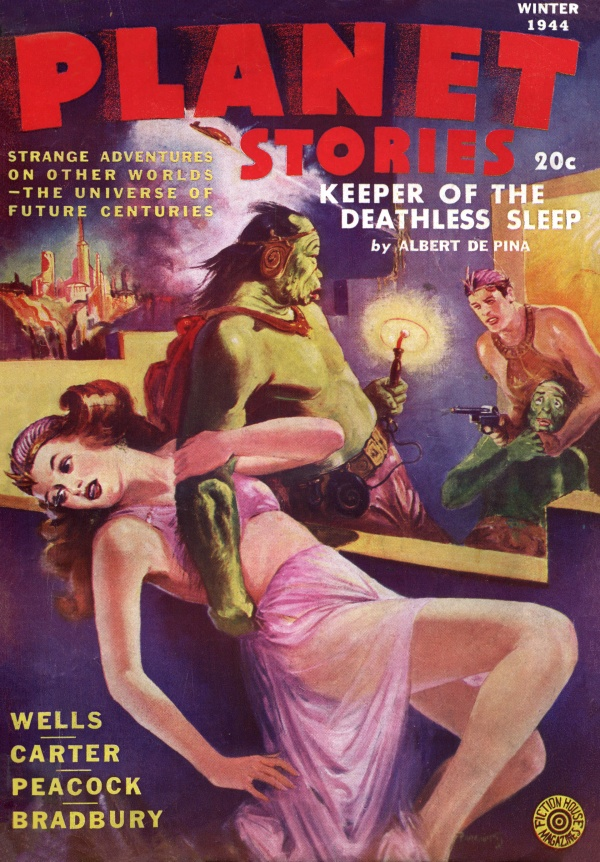 Planet Stories Winter 1944