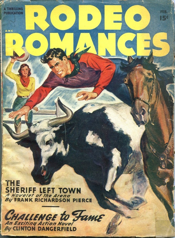 Rodeo Romances Fall 1949