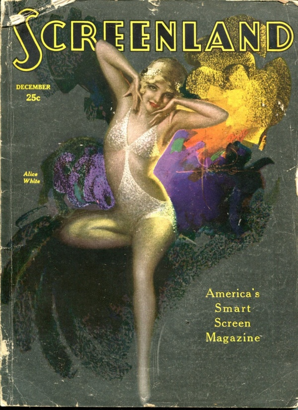 Screenland December 1929