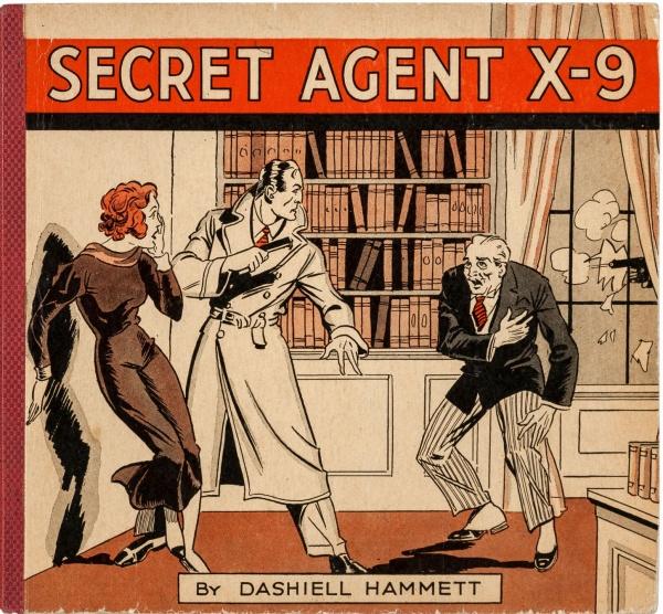 Secret Agent X-9 Book 1