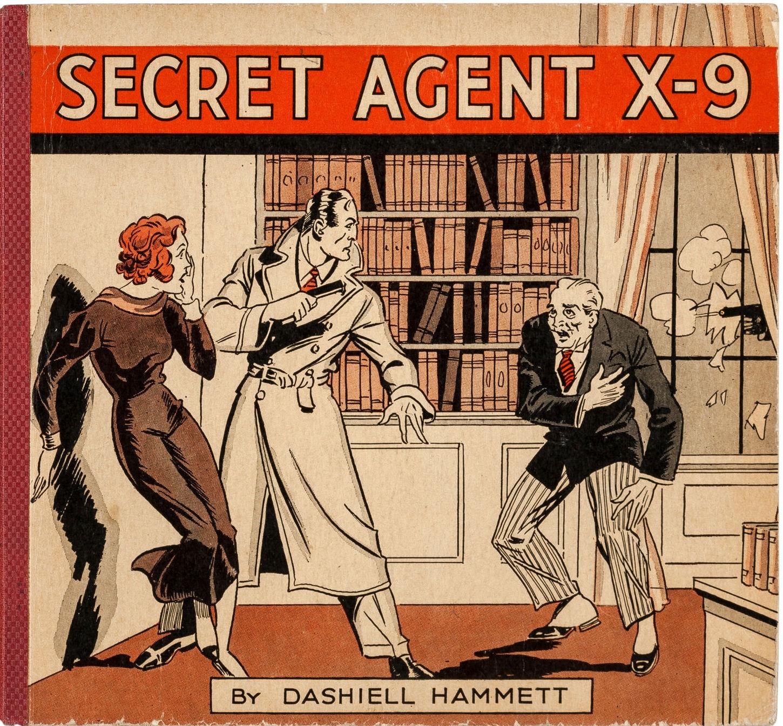 Agent 666 strip