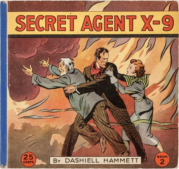 Secret Agent X-9 Book 2