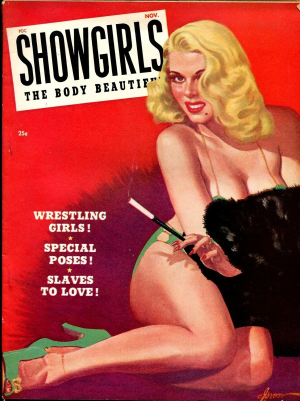 Showgirls Issue #5    November 1947