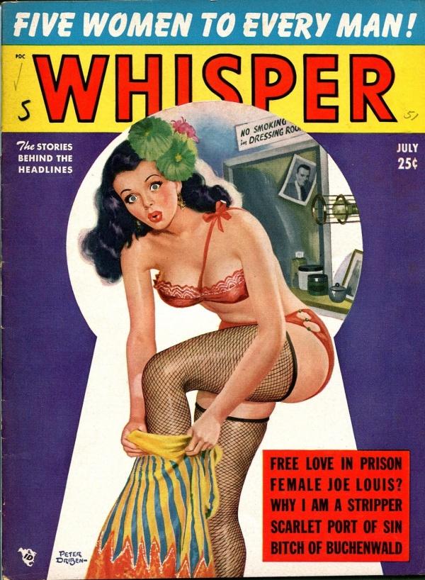 Whisper July 1951