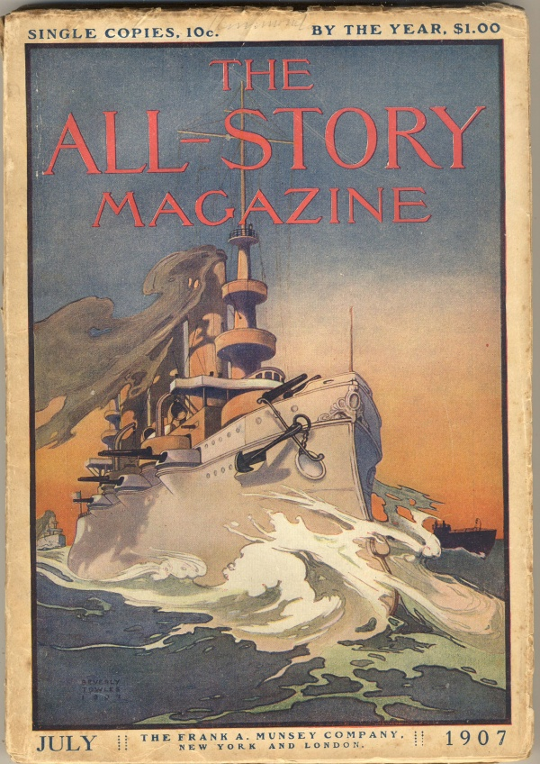 All-Story Magazine July 1907