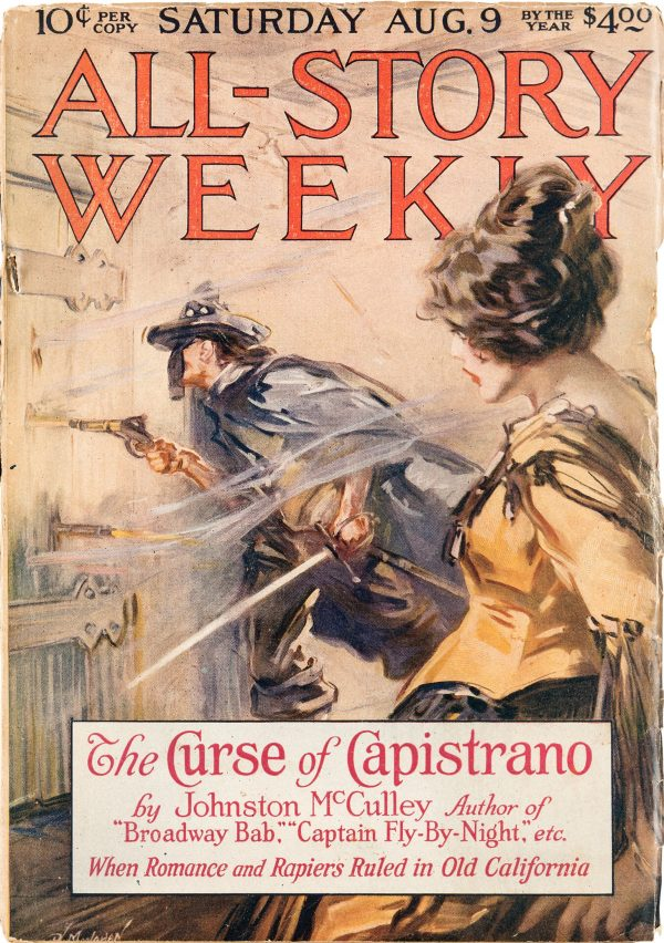 All-Story Weekly - August 9, 1919
