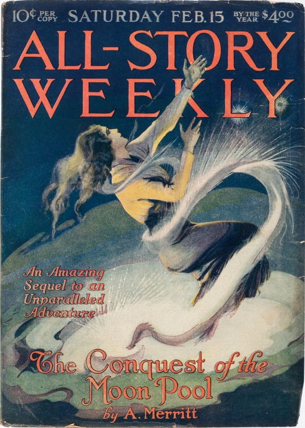 All-Story Weekly - February 15, 1919