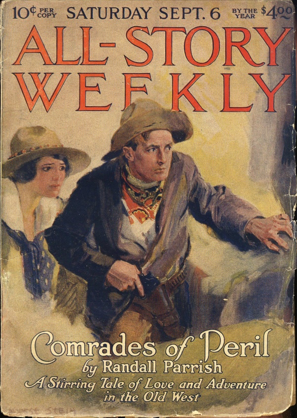 All-Story Weekly v101n02 (1919-09-06)
