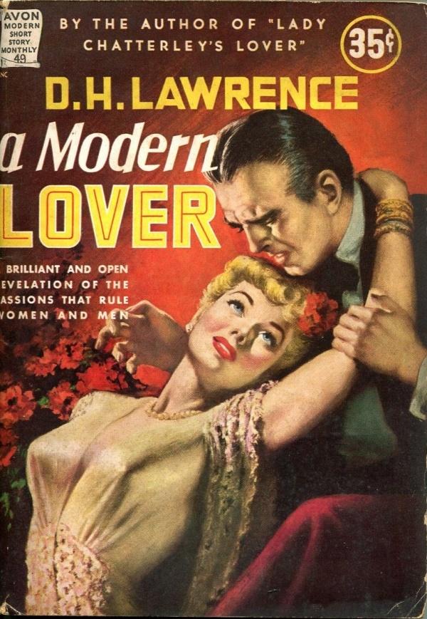 Avon Modern Short Story Monthly #49