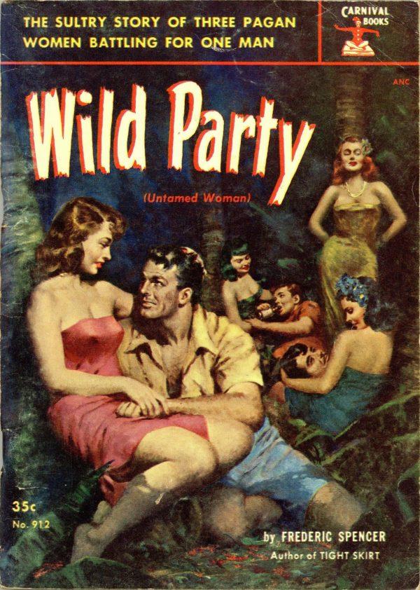 Carnival Books Digest #912 1953