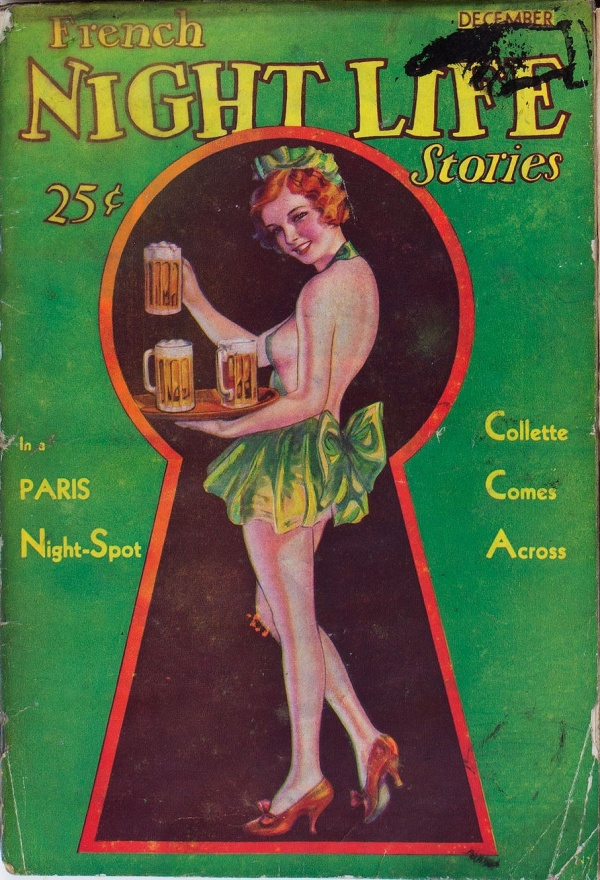 December 1933 French Night Life