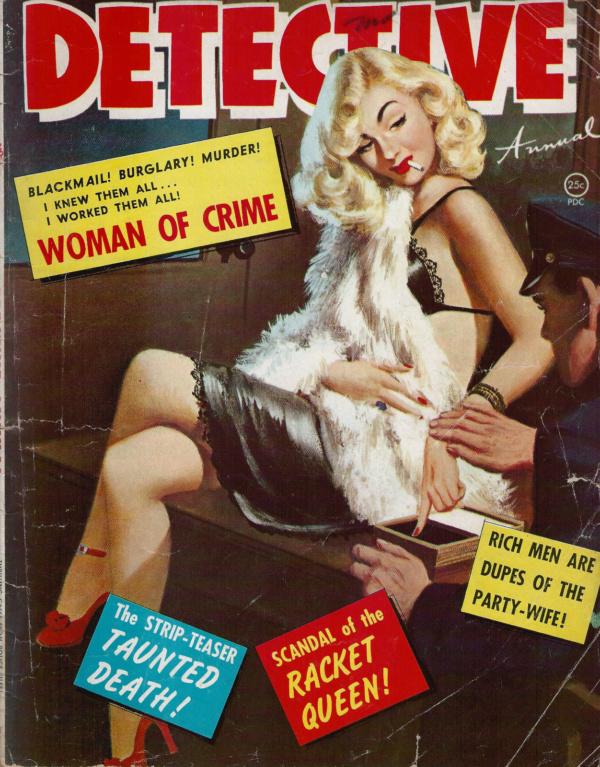 Detective Annual - 1951
