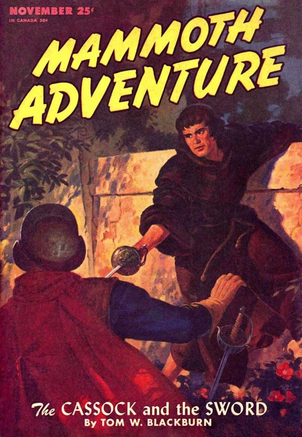 Mammoth Adventure November 1946