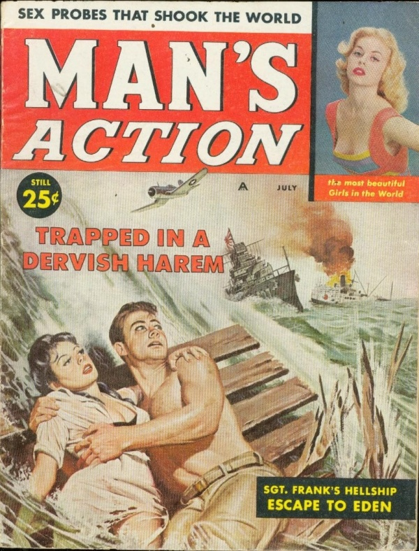 Man's Action July 1959