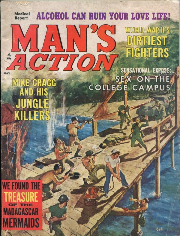 Man's Action May 1965