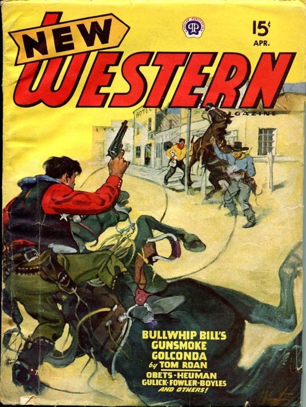 New Western April 1947