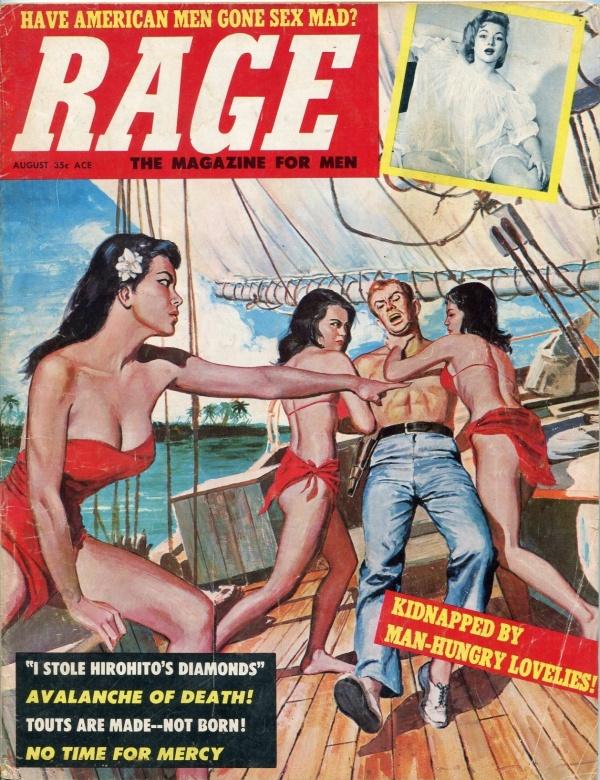 Rage August 1961