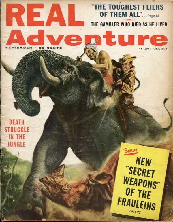 Real Adventure September 1958