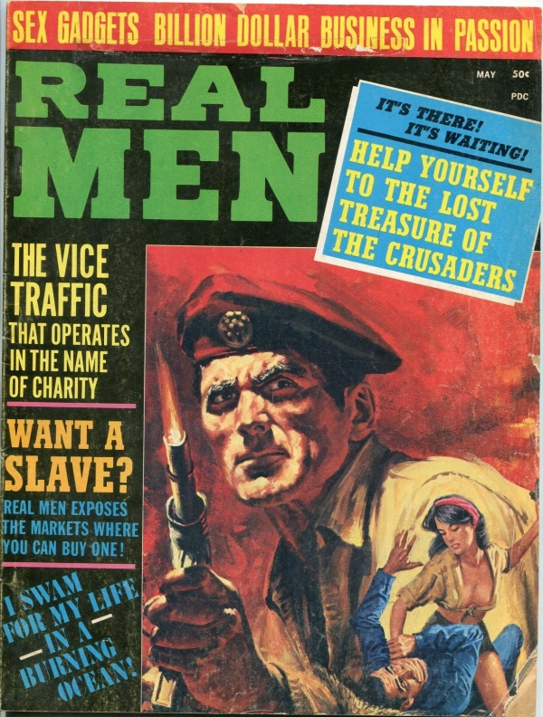 Real Men May 1971