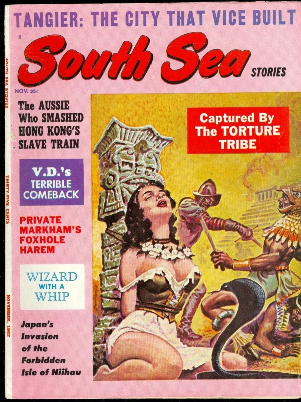 South Sea Stories, November 1962