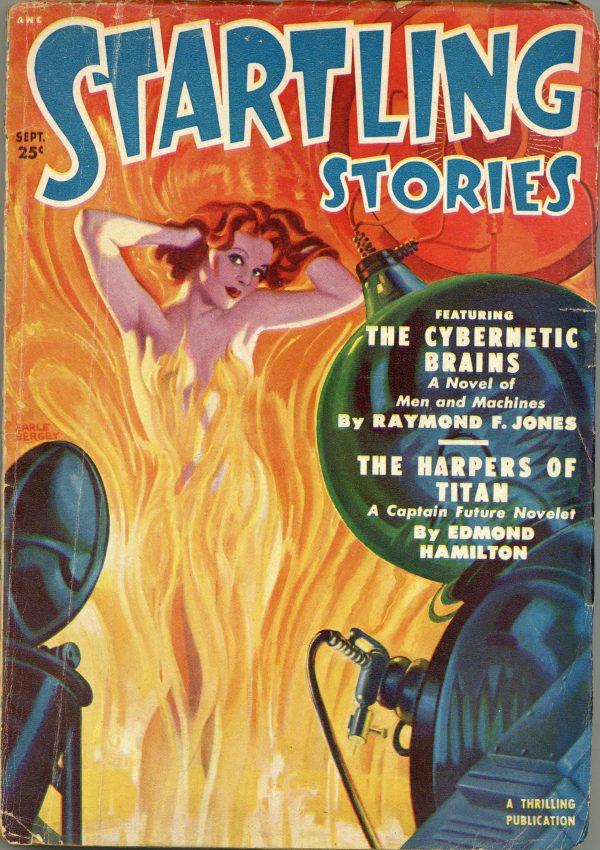Startling Stories Sept 1950