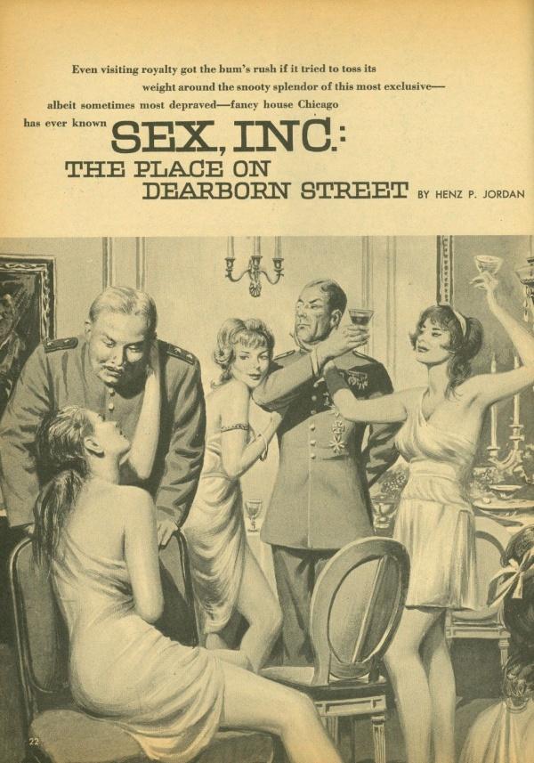 TRUE ADVENTURES, August 1960 (1)
