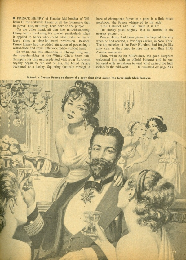 TRUE ADVENTURES, August 1960 (2)