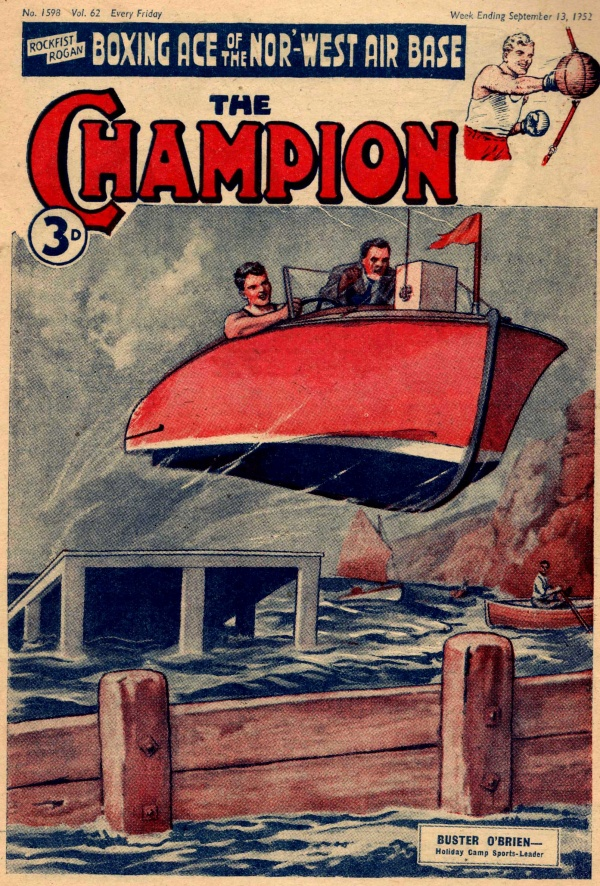 The Champion September 1952