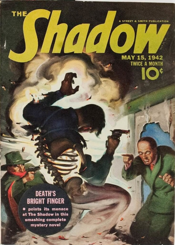 The Shadow Magazine May 15 1942