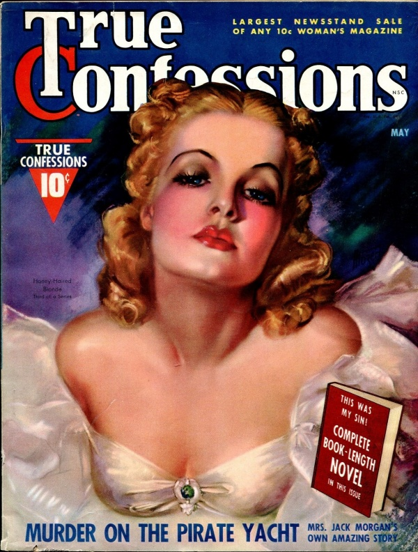True Confessions May 1938