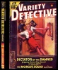 Variety Detective October 1939 thumbnail