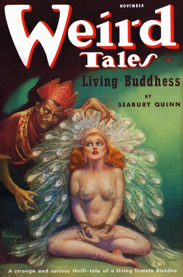 Weird Tales, November 1937