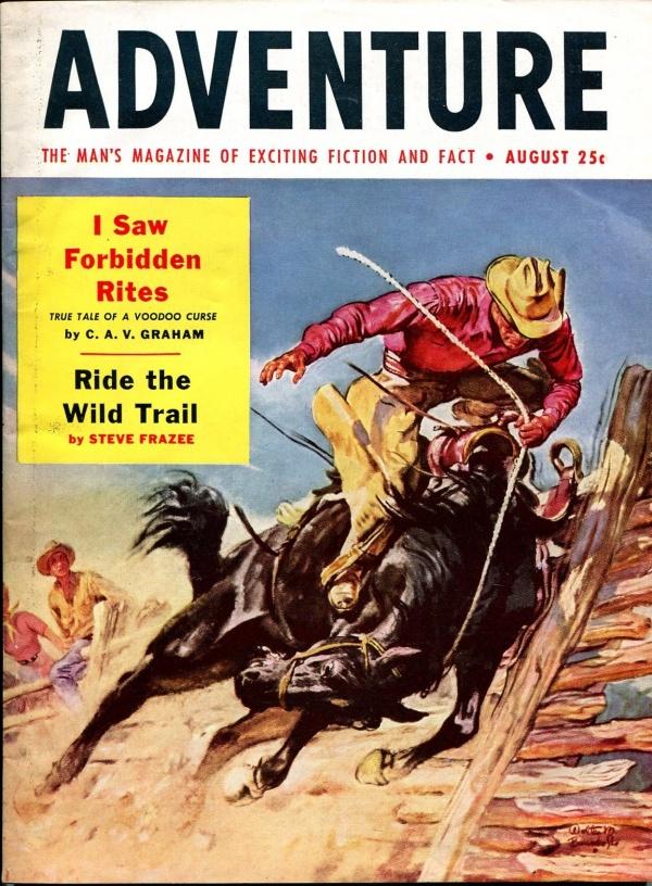 Adventure August 1954