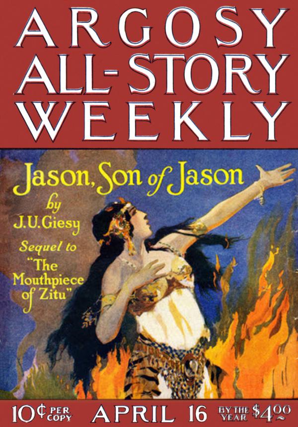 Argosy April 16, 1921