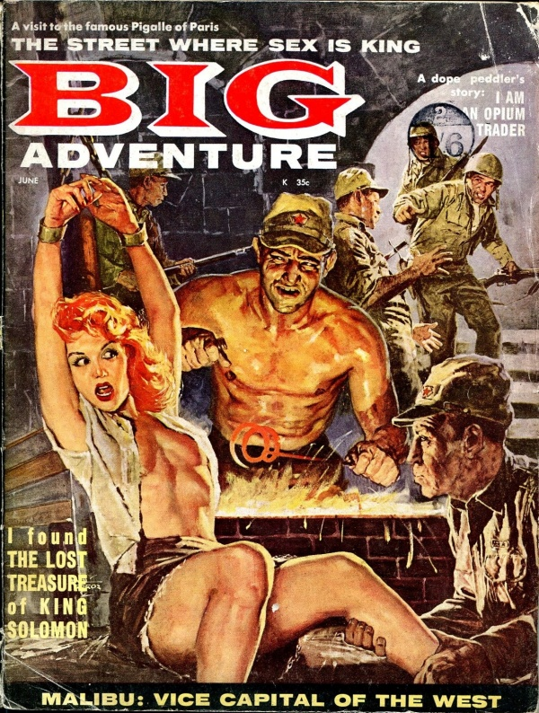 Big Adventure June 1961
