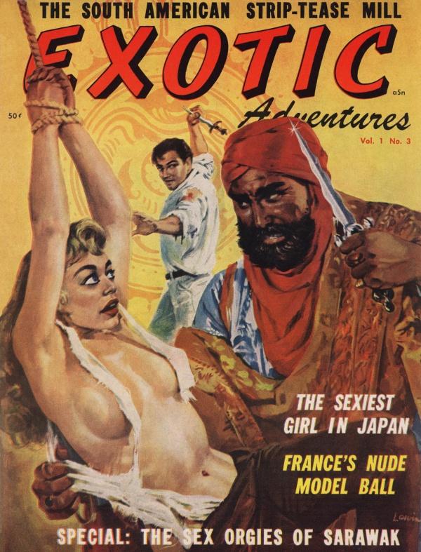 Exotic Adventures 1959