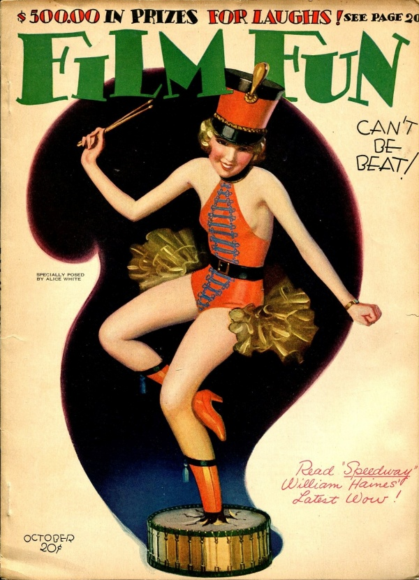Film Fun October 1929