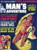 Man's Adventure Aug 1964 thumbnail