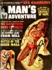 Man's Adventure August 1964 thumbnail