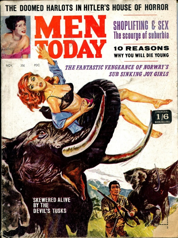 Men Today November 1963