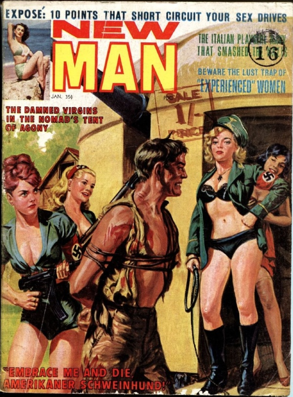 New Man January 1964