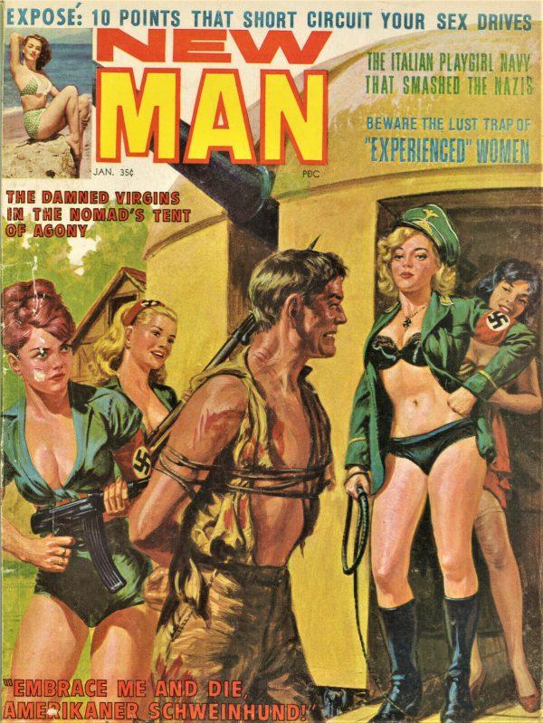 New Man Magazine January 1964