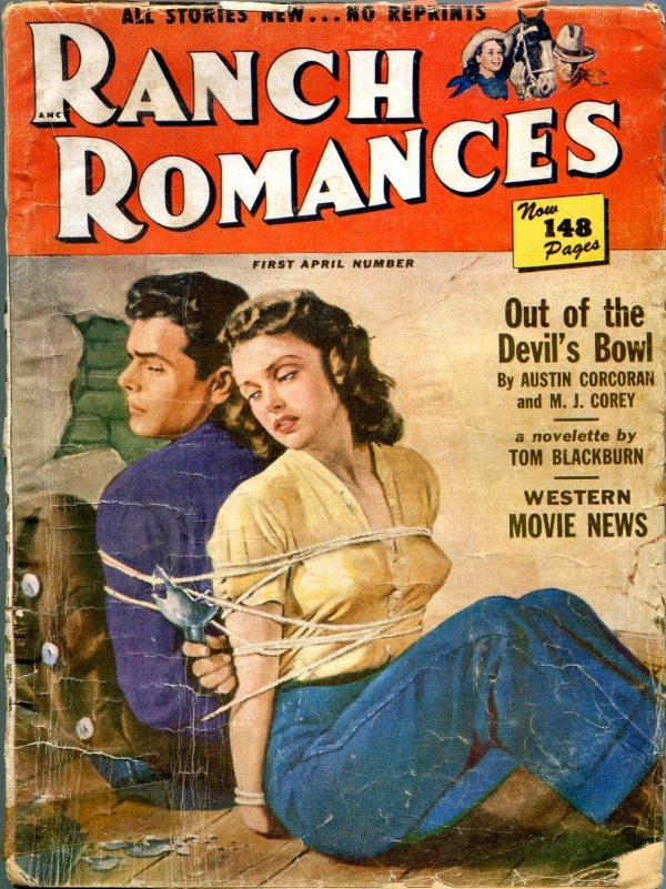 Ranch Romances April 1  1951