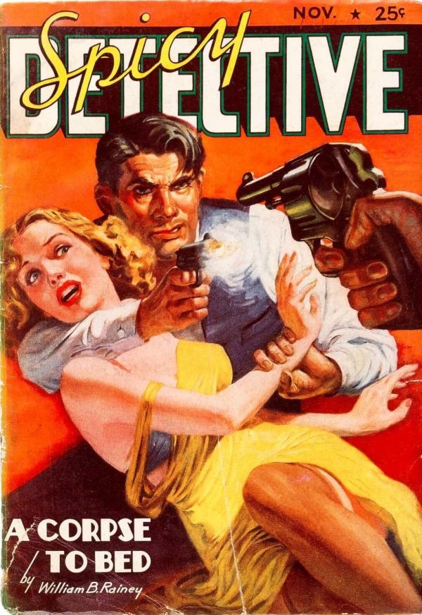 Spicy Detective November 1938