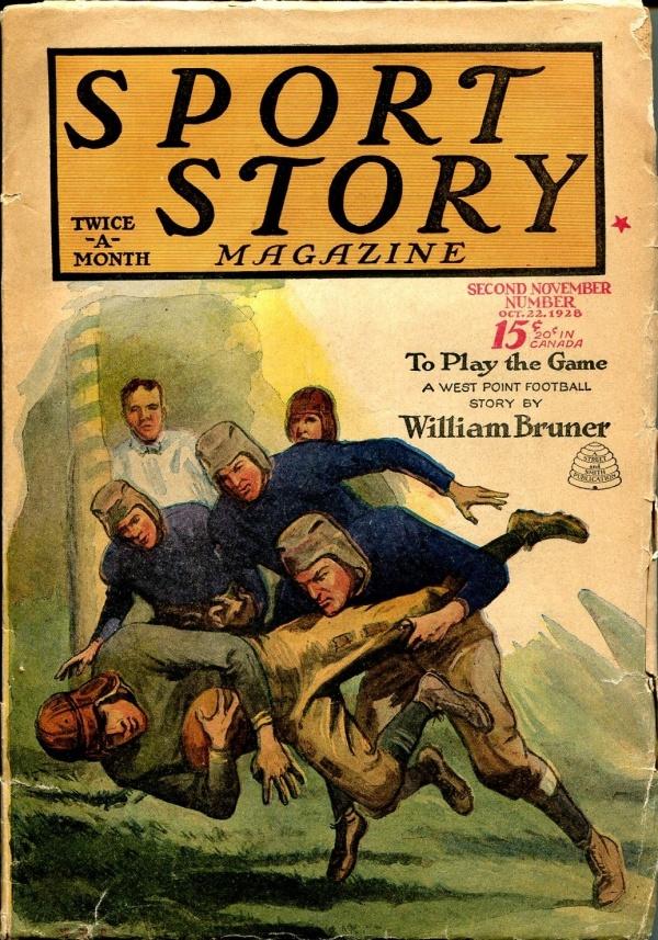 Sport Story October 27  1928