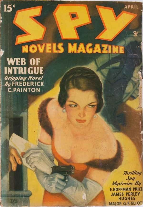 Spy Novels Magazine #2 1935