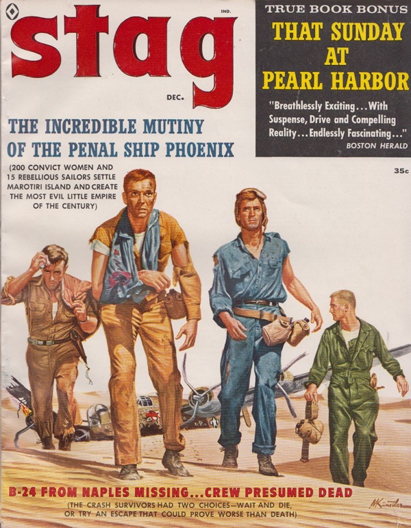 Stag, December 1959